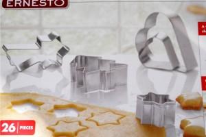 Forme pentru prajituri - o surpriza de la Lidl