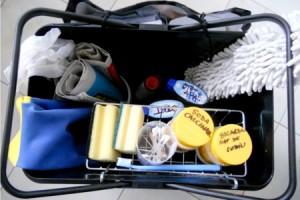 Produse ecologice pentru curatenie