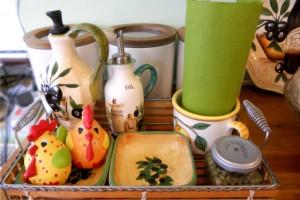 5. O bucatarie bine organizata - zona pentru luat masa