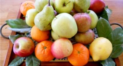 Cum sa ne organizam pentru a consuma fructe si legume