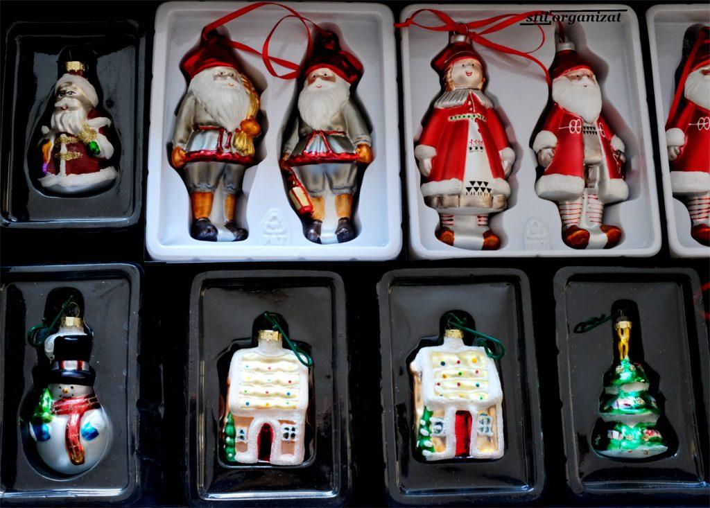organizarea decoratiunilor de iarna