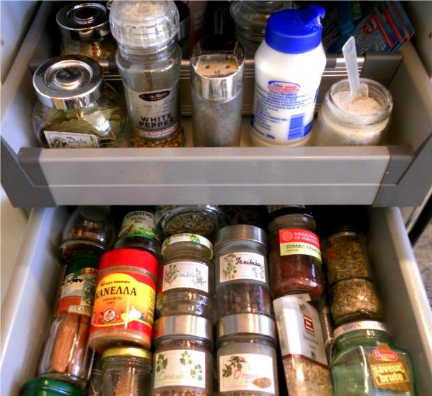 organizarea mirodeniilor