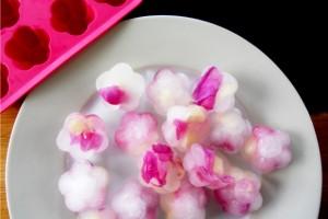 Cuburi de gheata parfumate