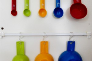 Organizarea bucatariei - masurare corecta si rapida