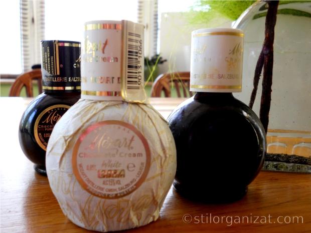 sticlute pentru vanilie