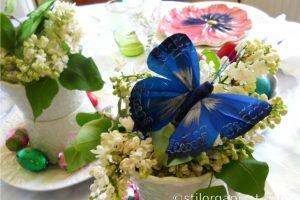 Aranjarea mesei de Paște - câteva sugestii