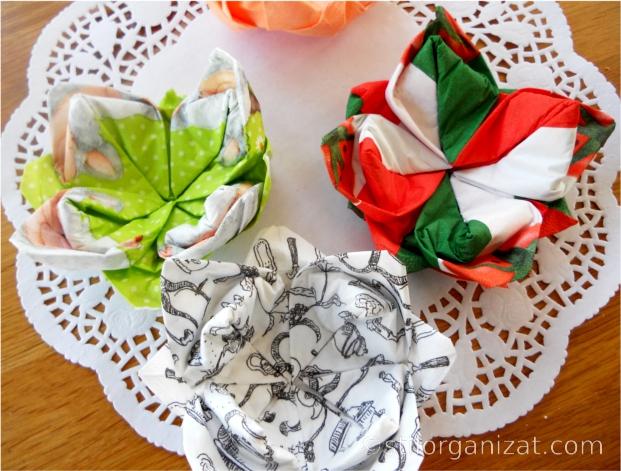 Origami din servetel 11