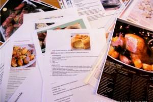 Cum ma organizez pentru mesele de sarbatori