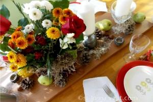 O masa (aproape) de iarna