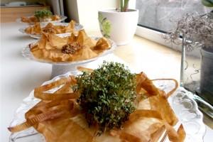 Flori de iarna si salate sanatoase