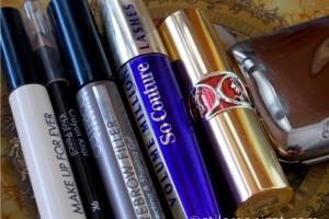 Organizarea cosmeticelor