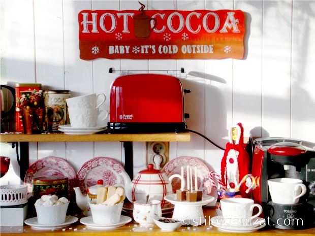 bar hot cocoa