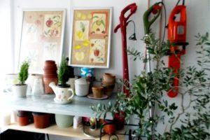 Organizarea unui atelier in garaj - principii generale