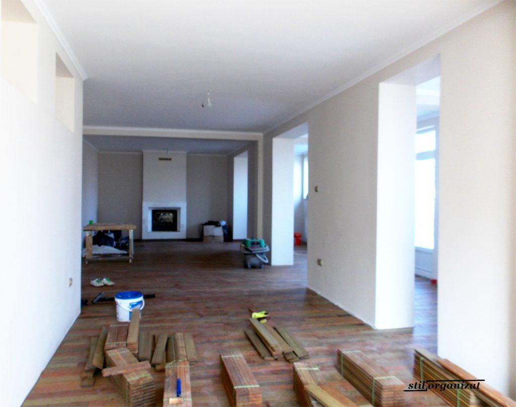 renovare livingroom