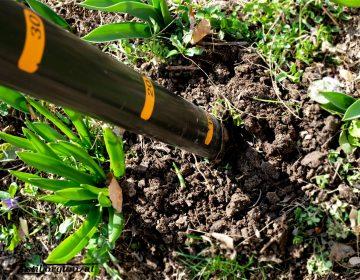 plantari usoare cu burghiu de pamant