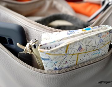 geanta pentru excursii