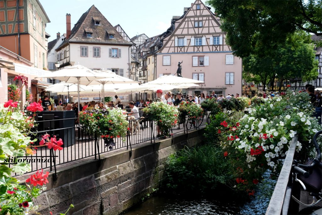 Calatorie in Alsacia - Colmar