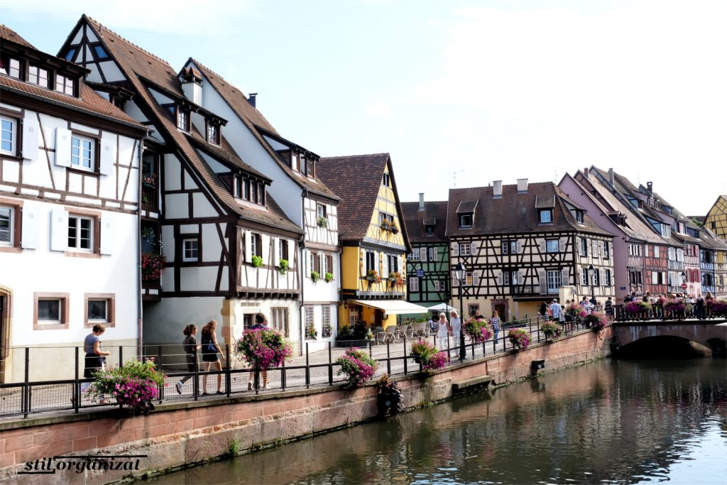 Colmar- calatorie in Alsacia