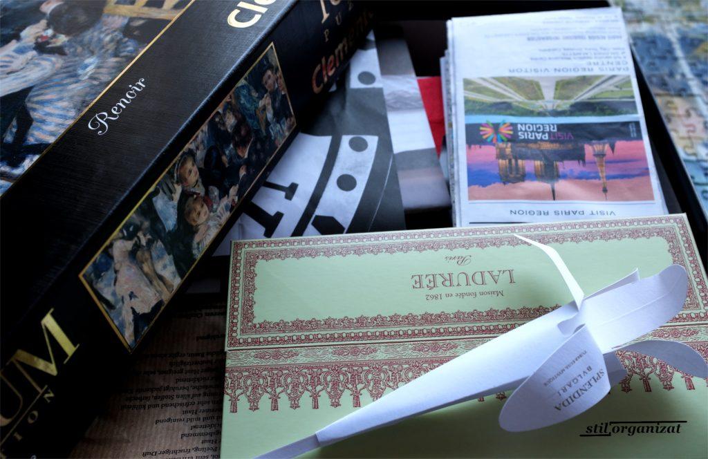 Cutia cu amintiri din avcante