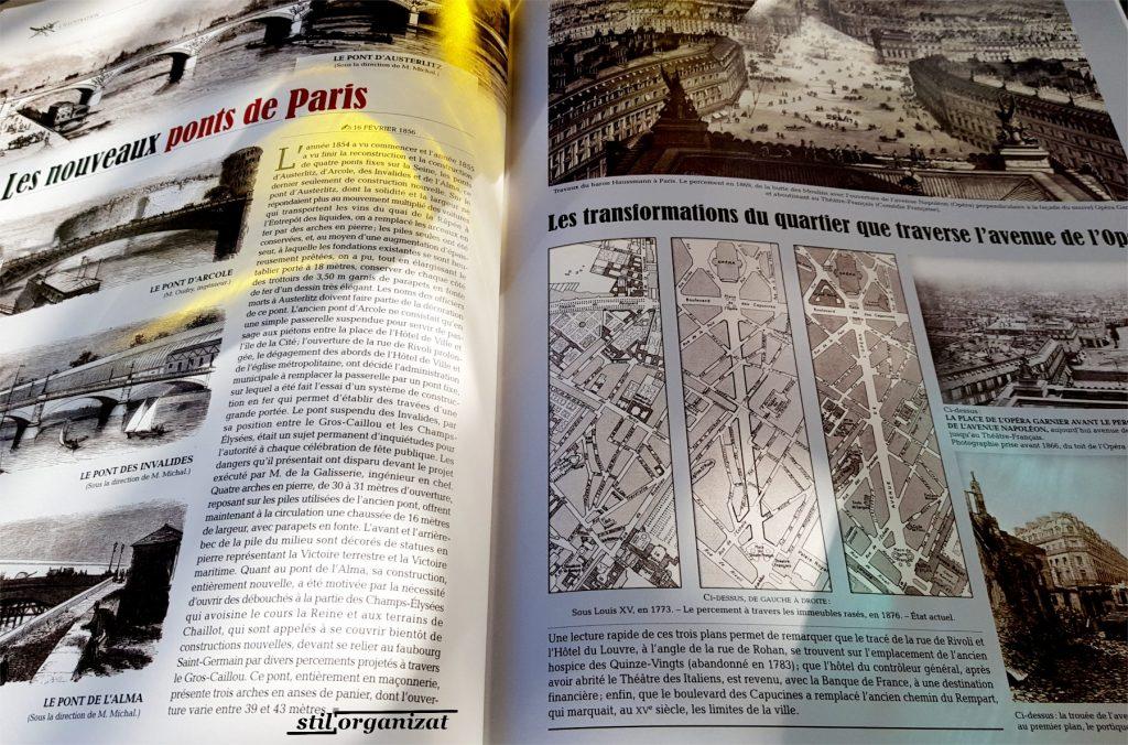 Opera din Paris in L'Illustration