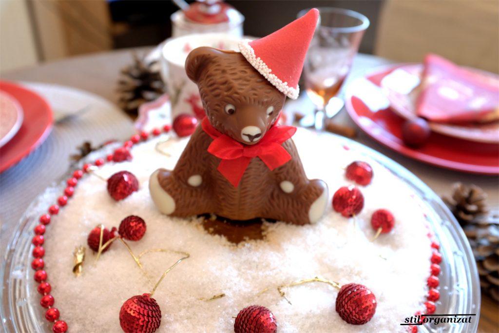masă de Crăciun