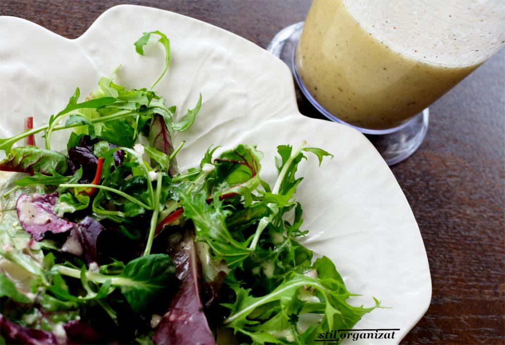 salata cu vinegreta