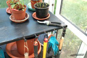 Îmbunătățiri în grădină