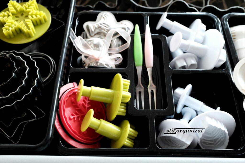 organizarea unui sertar