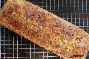 Pâine cu mirodenii și o metodă