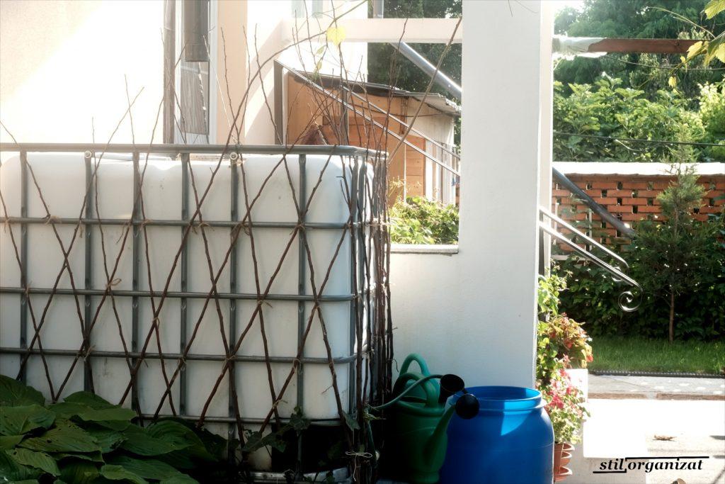 colectarea apei de ploaie